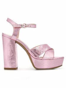Pollini high-heel sandals - Pink