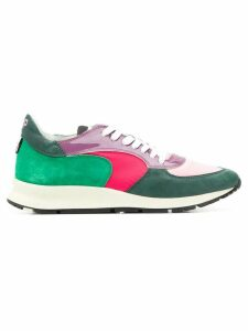 Philippe Model Montecarlo lace-up sneakers - Green