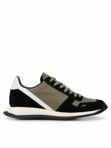 Rick Owens vintage runner lace-up sneakers - Green