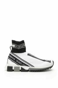 Dolce & Gabbana Sorrento Hi-top Running Sneakers