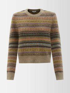 Lisa Marie Fernandez - Belted Linen Maxi Skirt - Womens - Orange
