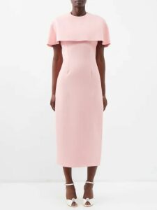 Isa Arfen - Ponza Gingham-organza Blouse - Womens - Brown Multi
