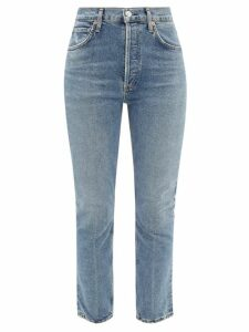 Peter Pilotto - Floral Printed Asymmetric Cloqué Midi Dress - Womens - Black Multi