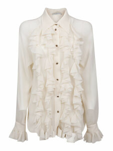 Philosophy di Lorenzo Serafini Ruffled Blouse