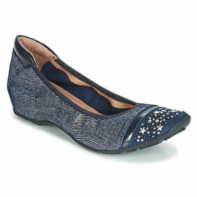 Mam'Zelle  FETE  women's Shoes (Pumps / Ballerinas) in Blue