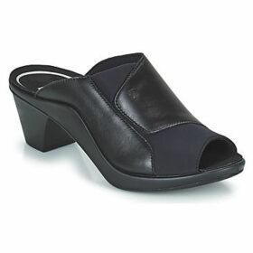 Romika  MOKASSETTA 244  women's Mules / Casual Shoes in Black