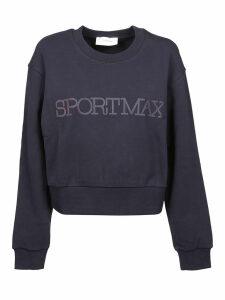 SportMax Logo Sweatshirt