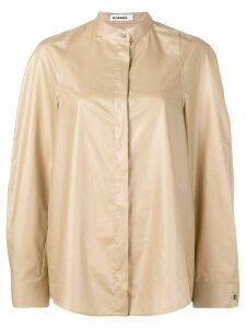 Jil Sander Genny shirt - NEUTRALS