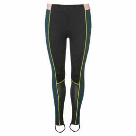 Puma High Waist Leggings - Green