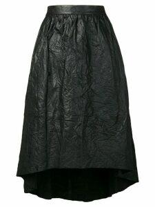 Zadig & Voltaire textured skirt - Black
