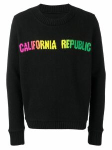 The Elder Statesman California Republik - Black
