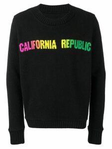The Elder Statesman California Republik - Black