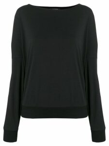 DKNY bead detail sweatshirt - Black