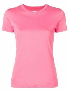 Maison Margiela plain T-shirt - Pink
