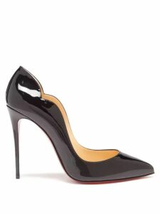 Three Graces London - Prudence Striped Linen-blend Dress - Womens - Pink Stripe