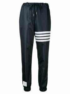 Thom Browne 4-Bar Flyweight Track Pants - Blue