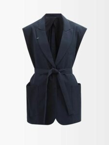 Ryan Roche - Balloon-sleeve Cashmere Sweater - Womens - White