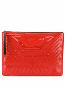 Corto Moltedo big Cassette clutch - Red