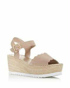 Andre Assous Women's Cacia Platform Wedge Espadrille Sandals