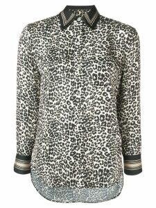 Equipment leopard print blouse - Neutrals