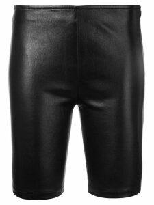 Manokhi fitted biker shorts - Black