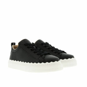 Chloé Sneakers - Lauren Sneaker Smooth Calfskin Black - black - Sneakers for ladies