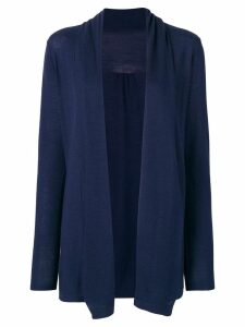 Sottomettimi fine knit cardigan - Blue