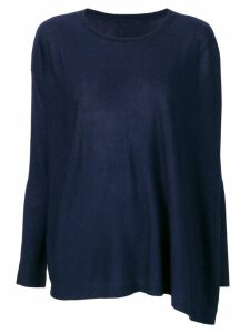 Sottomettimi fine knit sweater - Blue