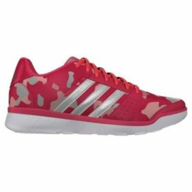 adidas  W Essential Fun  women's Shoes (Trainers) in multicolour