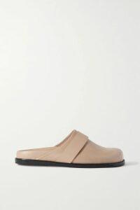 Philosophy di Lorenzo Serafini - Crochet-trimmed Macramé Cotton-blend Shorts - Cream