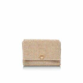 Carvela Bling - Gold Embellished Clutch Bag
