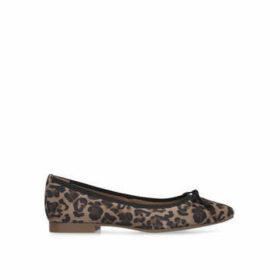 Paul Green Anna - Leopard Print Flats