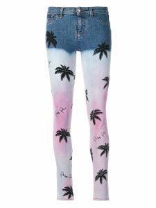 Philipp Plein Aloha Plein skinny jeans - Blue