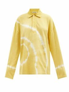 Rochas - Tiered Cotton Broderie-anglaise Dress - Womens - White
