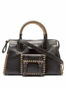 Etro - Patchwork Print Silk Chiffon Dress - Womens - Blue Multi