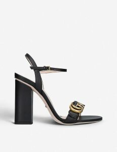 Marmont 105 leather sandals