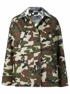 Miu Miu military jacket - Green