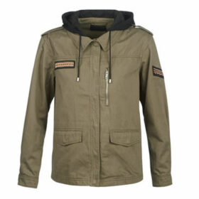 Ikks  BN42005-56  women's Jacket in Kaki