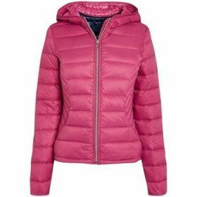 Anastasia  Women's Packaway Down Winter Jacket  women's Jacket in Red