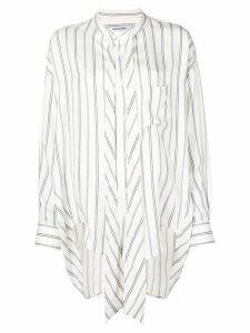 Balenciaga New Swing shirt - White