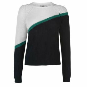 Only Hilde Block Colour Jumper