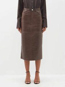 Raf Simons - Photograph-print Cotton-jersey T-shirt - Womens - White Multi