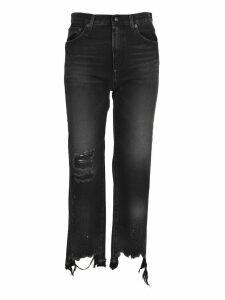 R13 R13 Camille High Waist Jeans