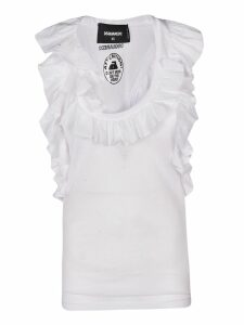 Dsquared2 Ruffled Top