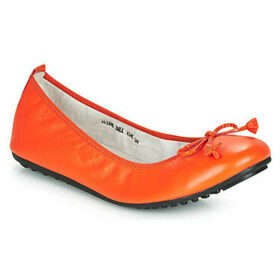 Mac Douglas  ELIANE  women's Shoes (Pumps / Ballerinas) in Orange