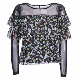 Smash  ANIKA  women's Blouse in Black