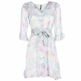 Smash  MALLORY  women's Dress in White