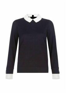 Ellie Sweater Navy XL