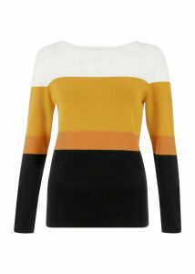 Alice Sweater Black Multi XL