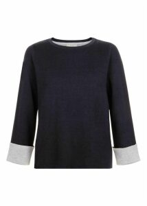 Laura Sweater Navy M